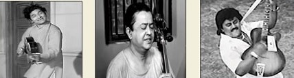 9. What connects Asrani, a very popular comedian from Hindi movies, Bhanu Bandyopadhyay, the pivot of today's quiz, and Komal, a popular Kannada actor?