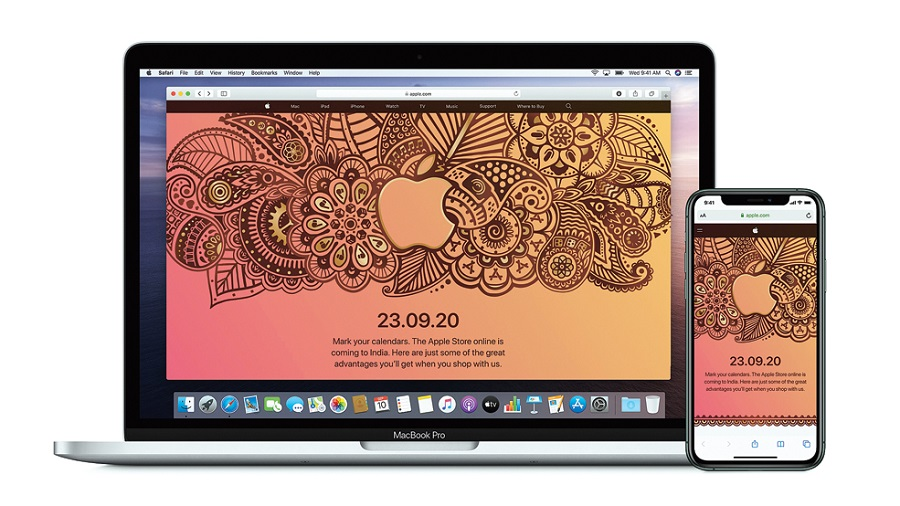 Apple Store Online goes live in India on September 23