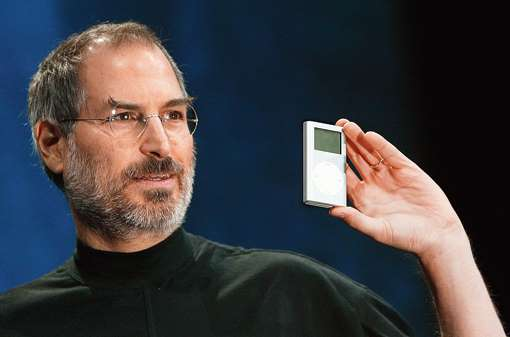 We see it as the hottest thing going in radio, hotter than anything else in radio — Steve Jobs in 2005