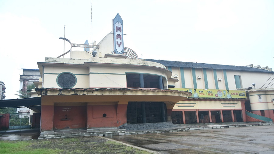 Ray Talkies, one of the oldest single-screen cinemas of Dhanbad