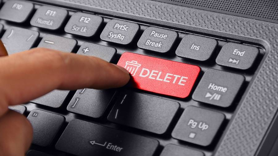 If you have deleted something recently, it is unlikely to be overwritten
