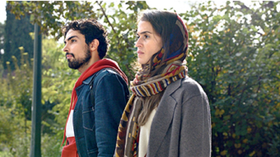 Shervin Alenabi and Niv Sultan in Tehran