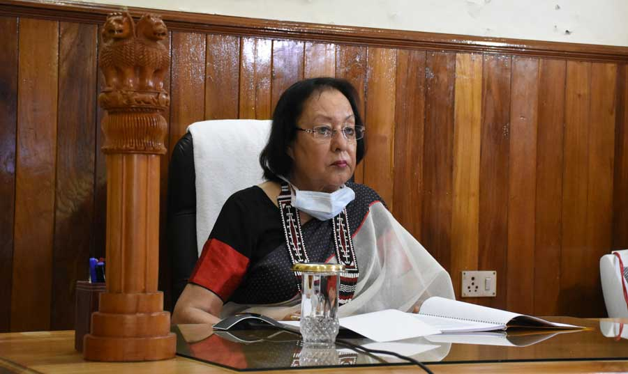Senior Congress MLA and chief spokesperson K. Meghachandra told The Telegraph that they were preparing to meet the governor Najma Heptulla in the next couple of days to seek the disqualification of the MLAs and also the resignation of the government.