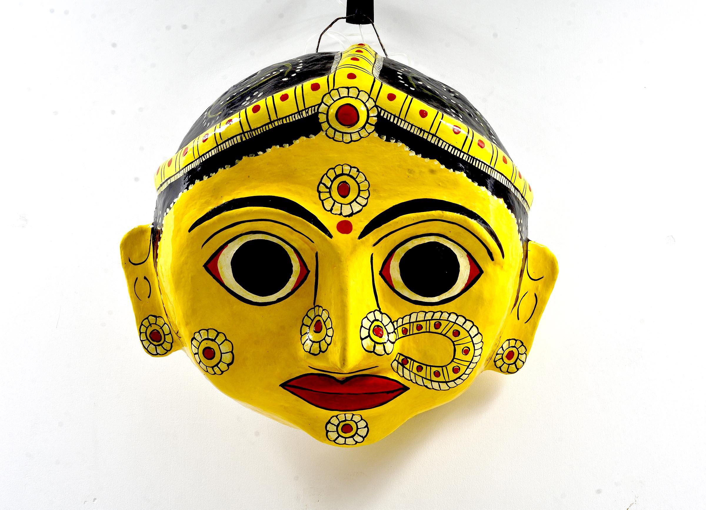 Cheriyal mask