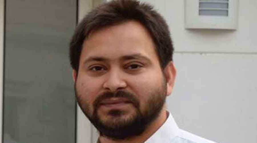 RJD leader Tejashwi Prasad Yadav is expected to attend the negotiations meeting with Rajya Sabha member Ahmad Patel, who will lead the Congress team