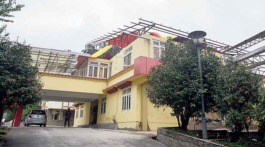 Coronavirus outbreak: Sikkim CM house becomes Covid unit