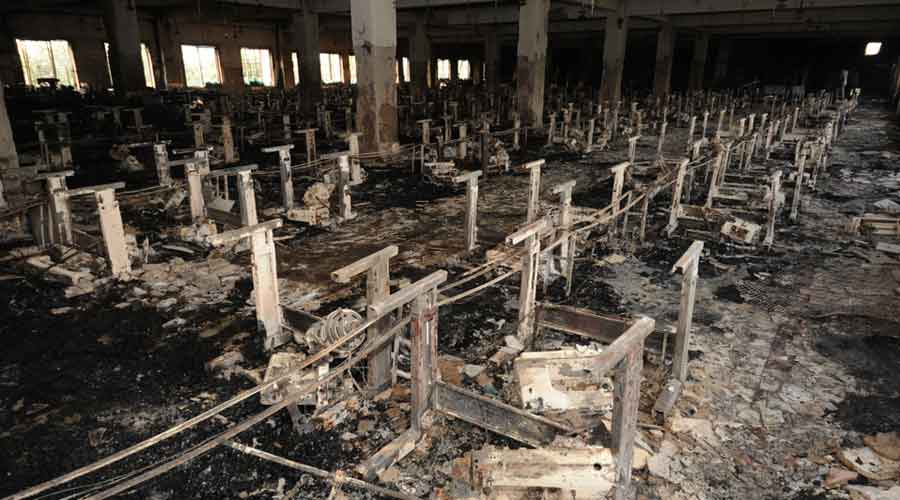 The fire at Ali Enterprise, a multi-story unit for readymade garment manufacturing in the southern city of Karachi, sent shockwaves through the country as survivors told of people trapped and killed behind locked factory doors.