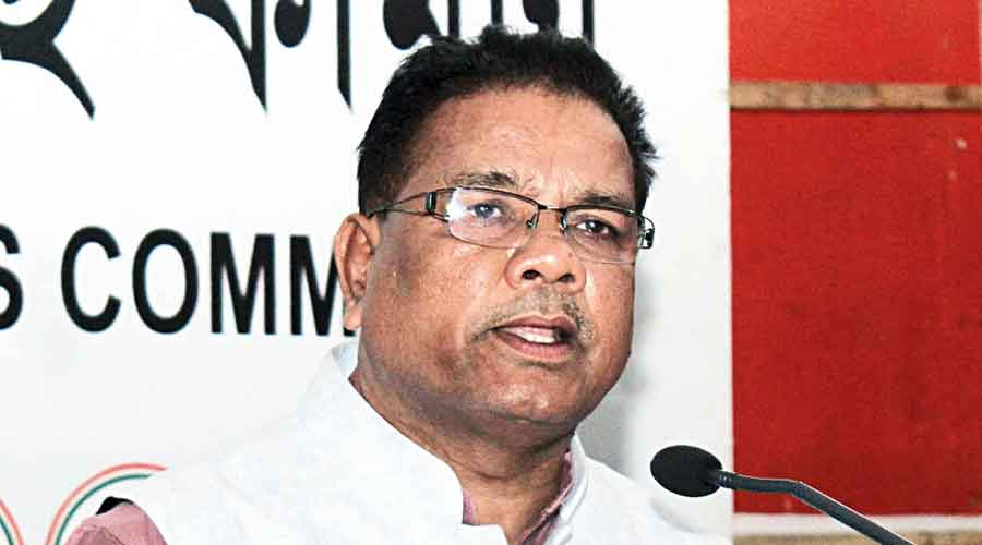 Assam PCC president and Rajya Sabha MP Ripun Bora