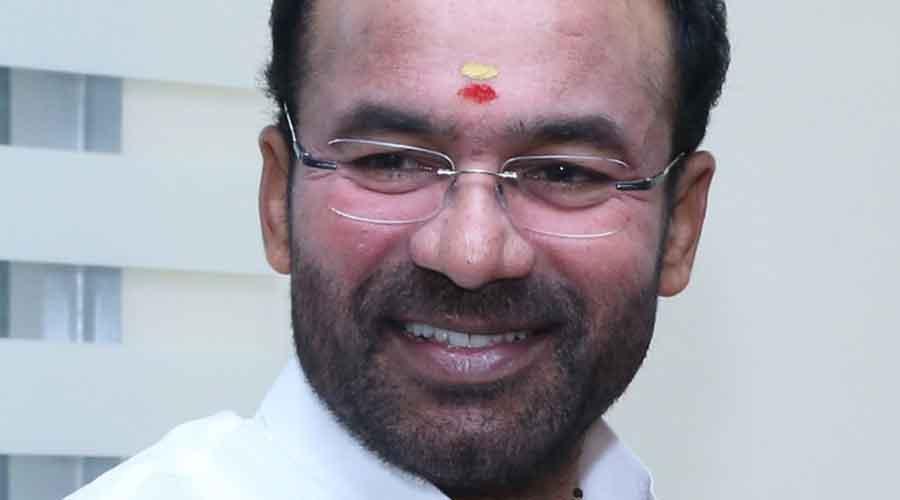 Minister of state for home Kishan Reddy said that 53% people speak Kashmiri and 26% people speak Dogri. He said such a historic mistake is being corrected by this bill