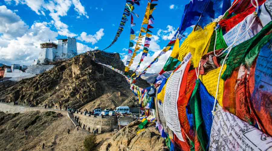 Ladakh's Buddhists had celebrated last year's revocation of the special status of Jammu and Kashmir — which then included Ladakh — and its bifurcation into two Union Territories