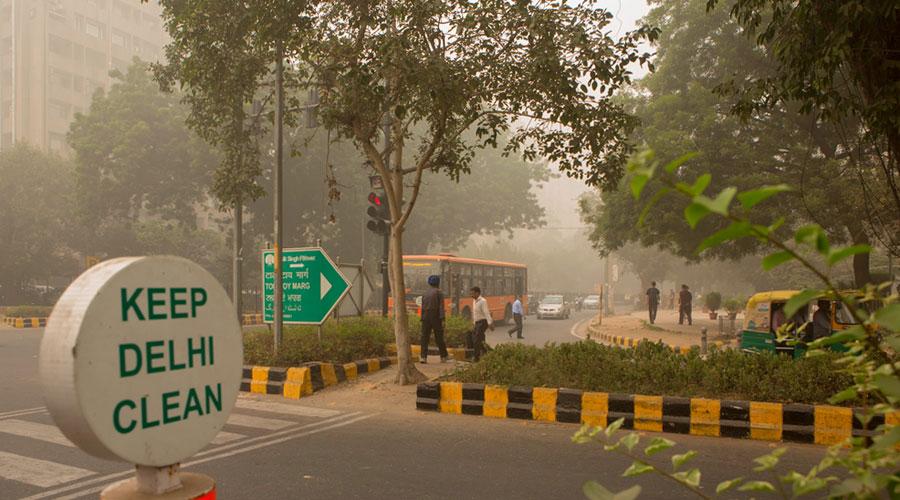 Okhla Phase-II, Dwarka, Ashok Vihar, Bawana, Narela, Mundka, Punjabi Bagh, Wazirpur, Rohini, Vivek Vihar, Anand Vihar, R.K. Puram and Jahangirpuri are the 13 pollution hotspots in the city