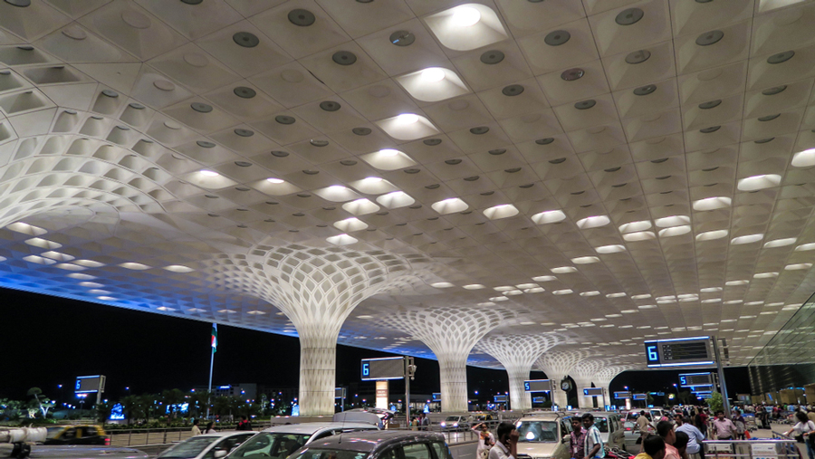 Mumbai Terminal 2, Chhatrapati Shivaji International Airport
