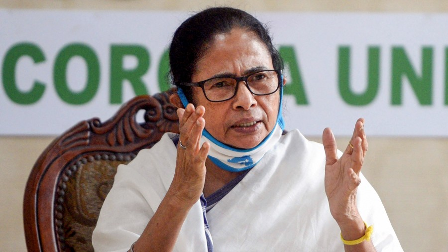 Chief minister Mamata Banerjee wants the pandals to be spacious and designed in a way that they allow free flow of air, which are among the basic precautions against Covid-19.
