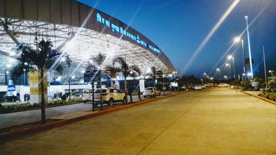 Birsa Munda Airport in Ranchi