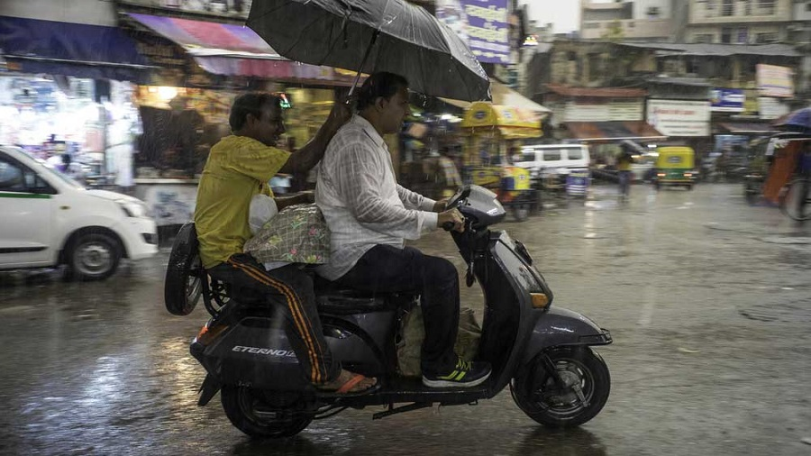 Overall, the country has received 9 per cent more rainfall than normal until September 26, according to data