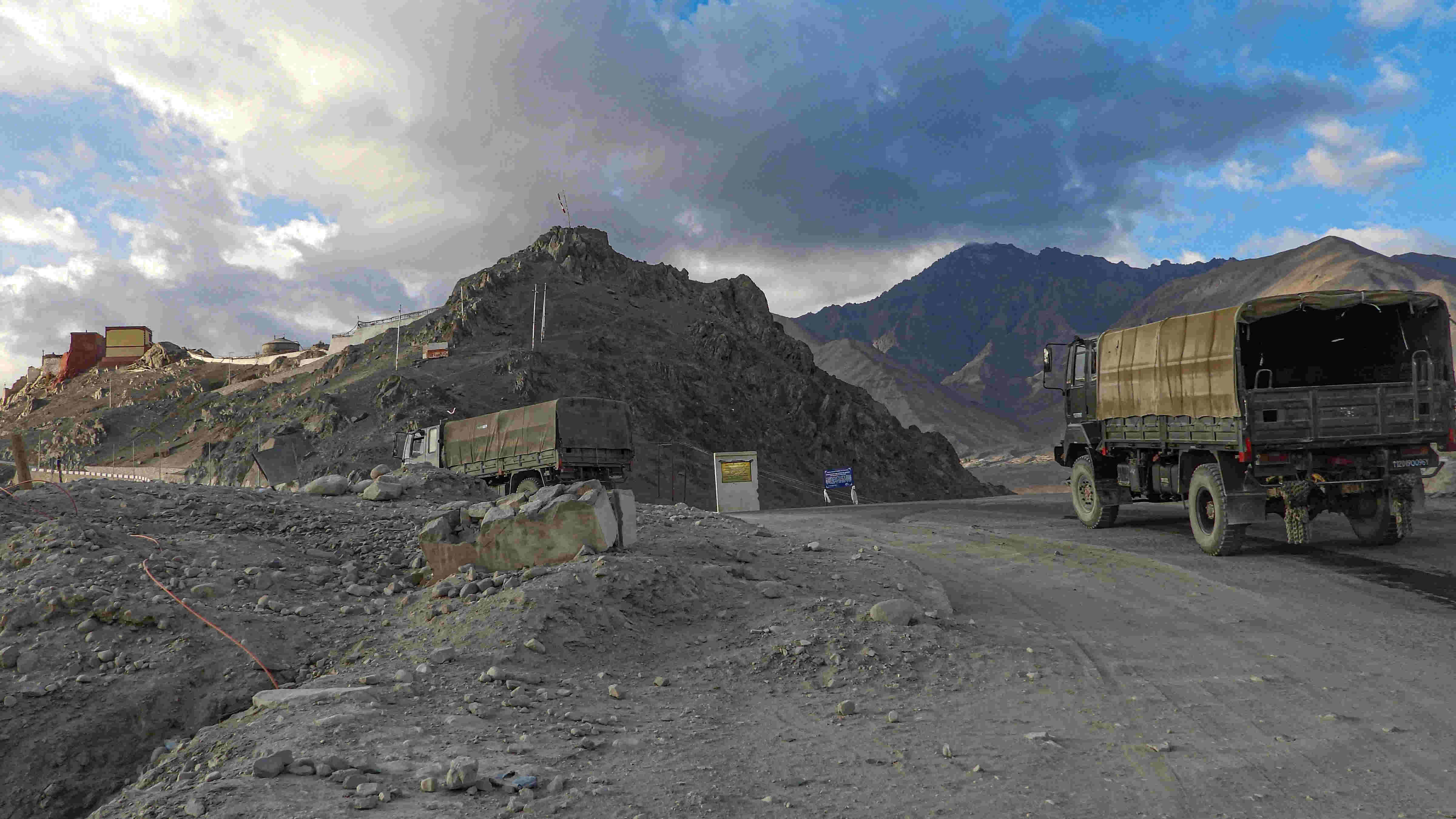 China opposed to Indian infrastructure development at Ladakh borders