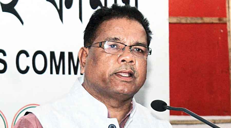 Assam PCC chief Ripun Bora