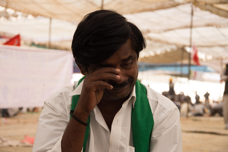 Ponnusamy C. at the Ramlila Grounds on November 29