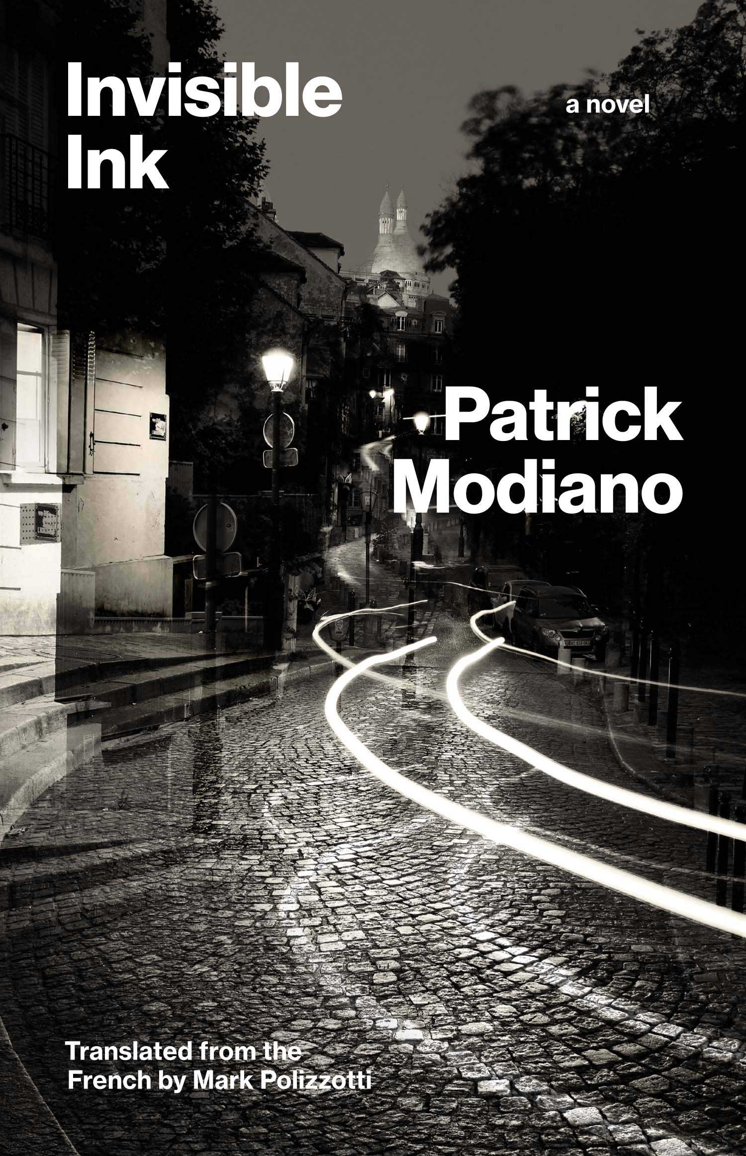 Invisible Ink: A Novel by Patrick Modiano, Yale, Rs 2,950