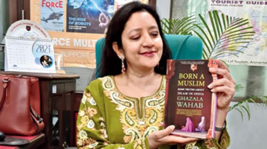 Ghazala Wahab, executive editor at Force