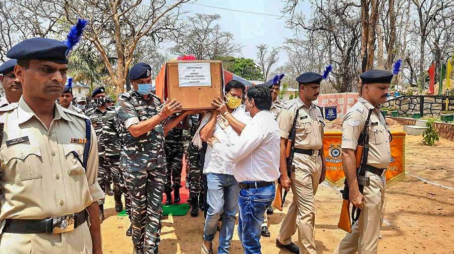 Finger at Modi government's anti-maoist policy failure