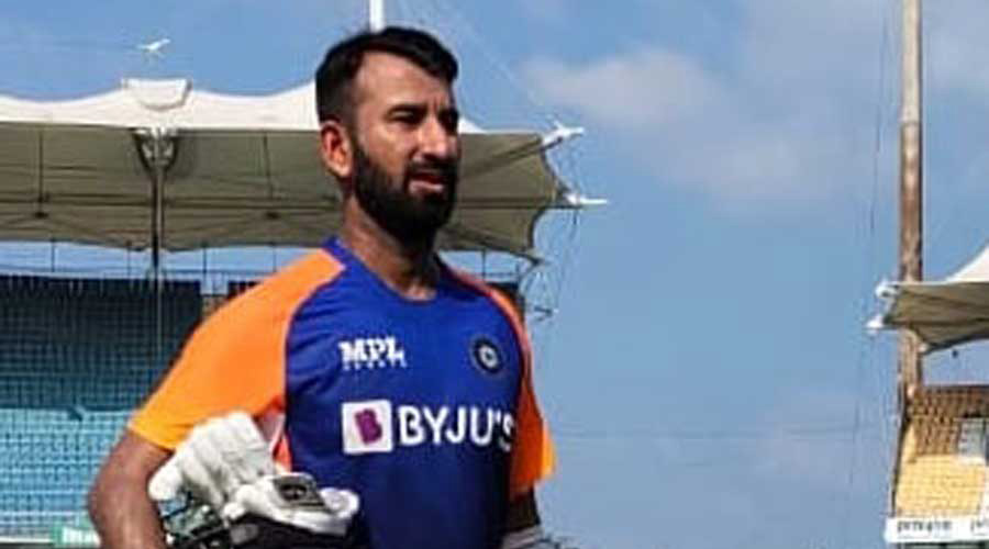 Cheteshwar Pujara said that he will rely on timing like his national team skipper Kohli or his deputy Rohit.
