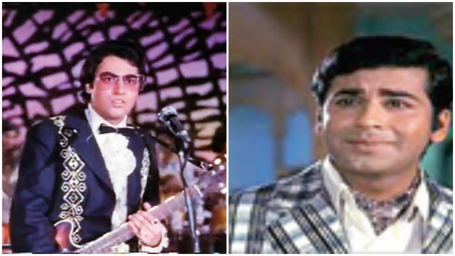 Song — like in Yaadon ki baaraat — was always at hand to bring them all together after a few decades