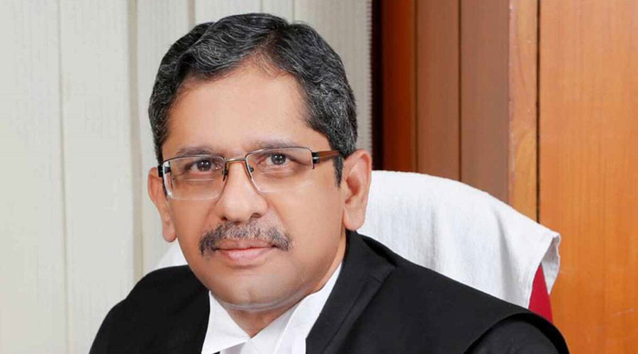 Chief Justice of India N.V. Ramana has for over a month been vigorously pursuing with Modi also the subject of filling up the 40 per cent vacancies in the country's high courts, now working with 650 judges against a combined sanctioned strength of 1,080.