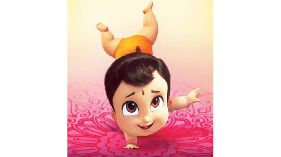 India's Mighty Little Bheem is a global animation hit for Netflix