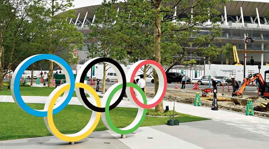 Tokyo Olympics begin on July 23.