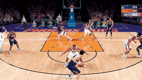 NBA 2K21 Arcade Edition from 2K Games