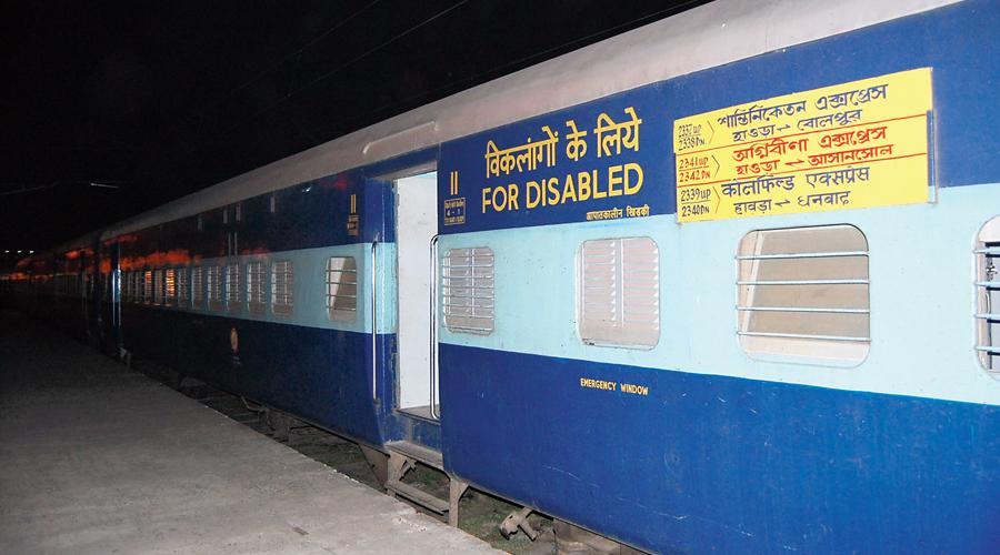 Santiniketan Express