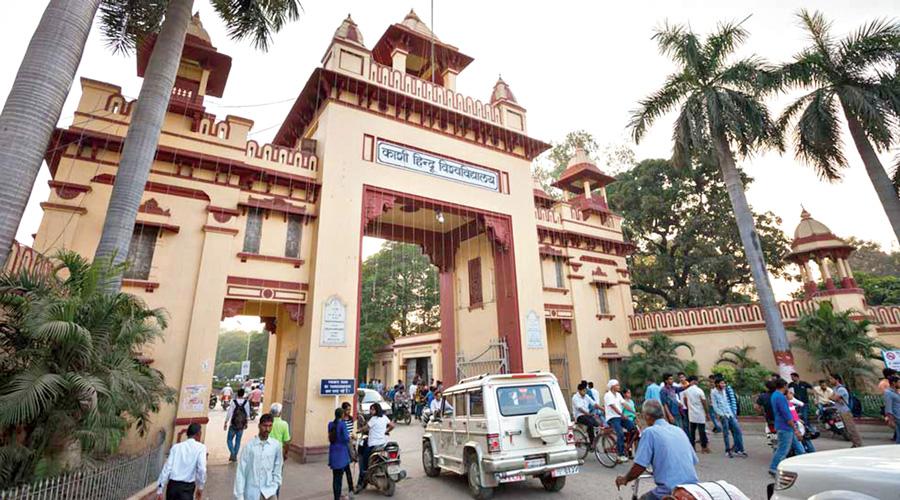 The Banaras Hindu University.