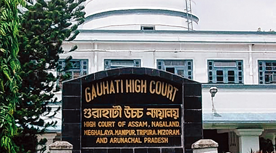 Gauhati High Court.
