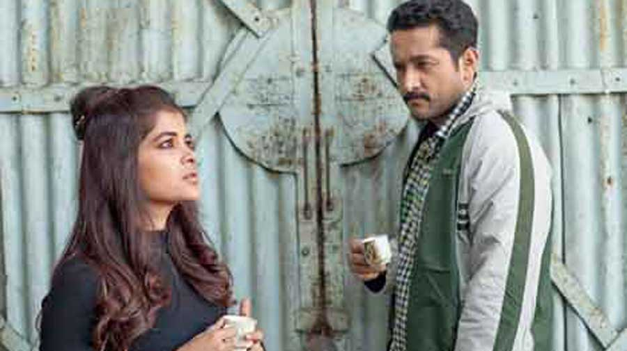 Parambrata in Tangra Blues, which releases today in theatres