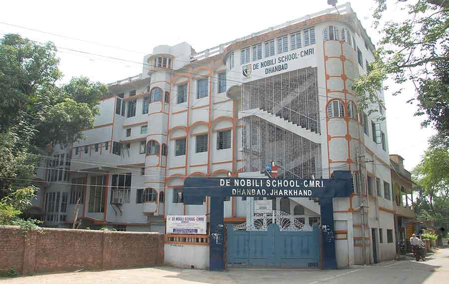 DeNobili School,CMRI in Dhanbad
