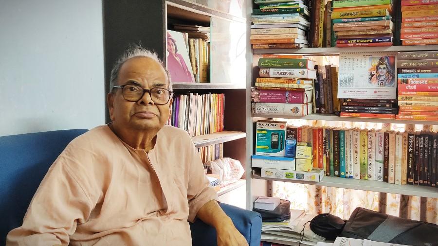 Mani Sankar Mukherjee