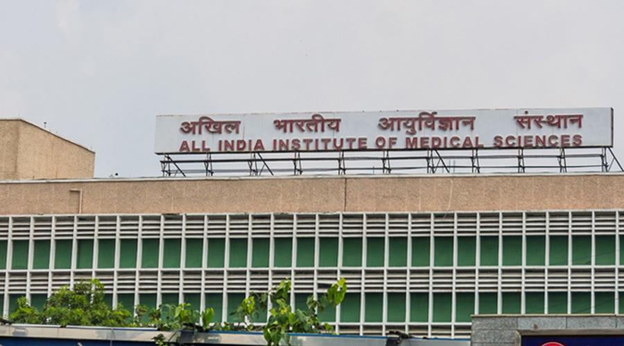 All India Institute of Medical Sciences in New Delhi.