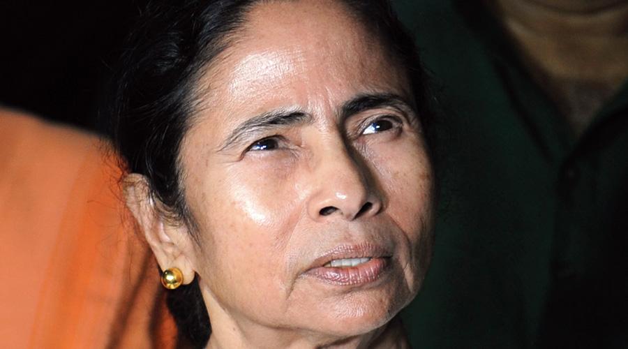 Bengal Chief Minister Mamata Banerjee.