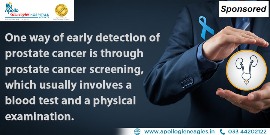 Early detection key to curing prostate cancer