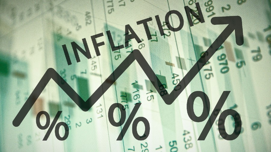 Wholesale price index inflation rate has risen to a eight-year high of 7.39 per cent in March 2021