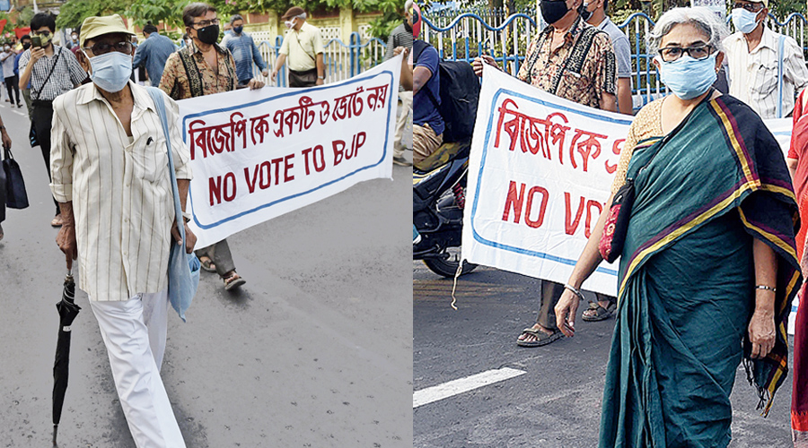 Why they walked against the BJP