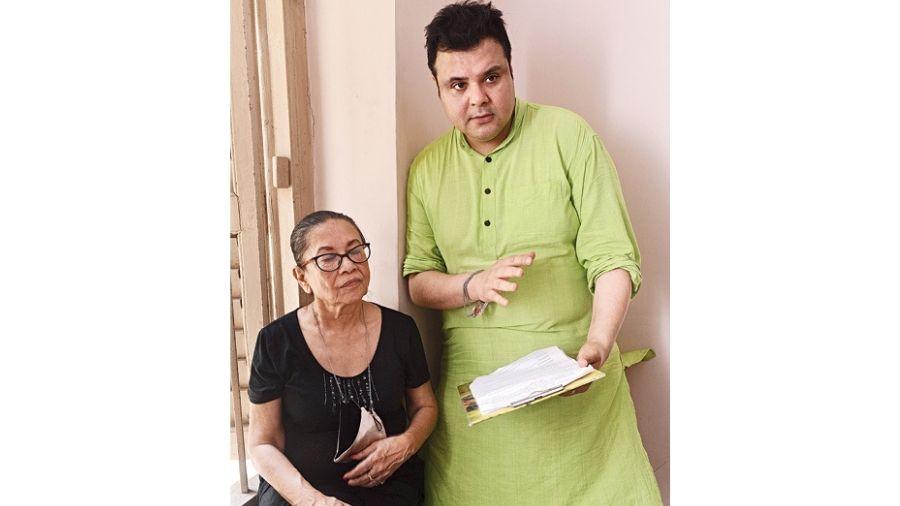 Sohag Sen and Sujoy Prosad Chatterjee.