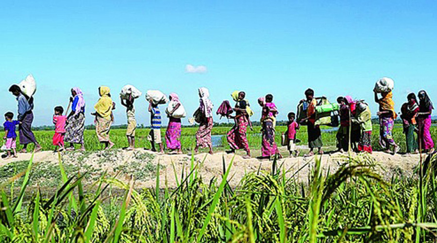 """The Manipur government had on March 26 directed the five districts to """"politely turn away"""" those seeking refuge in the state from Myanmar."""