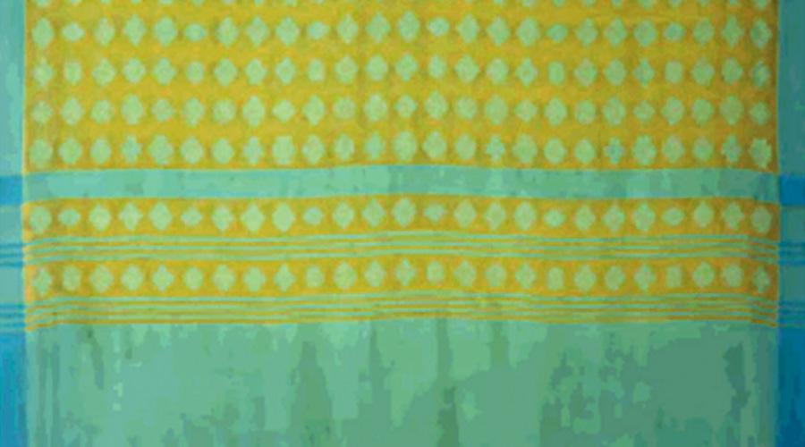 A Tangail sari.