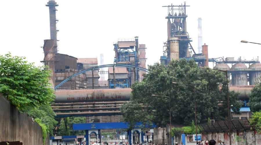 Tata Steel's Jamshedpur plant