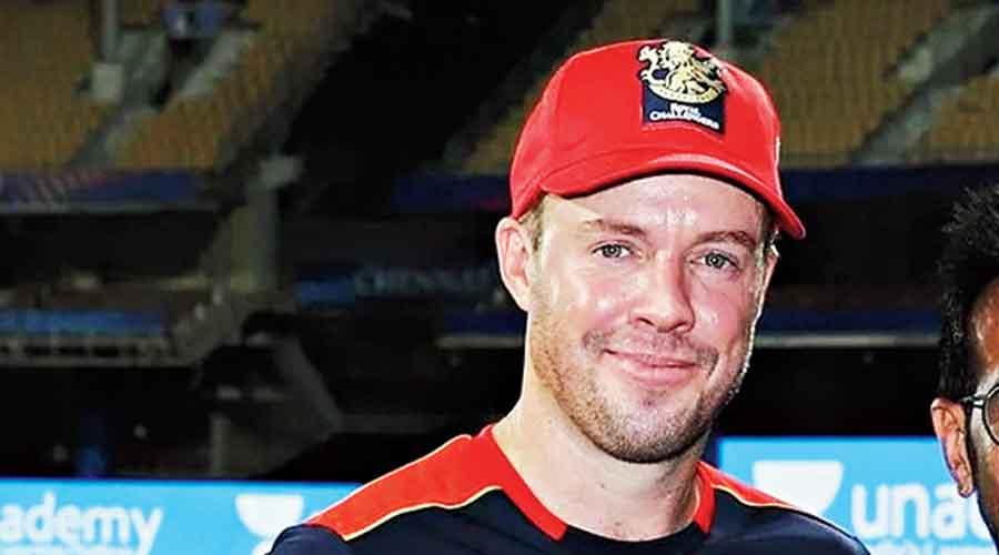 AB de Villiers of RCB
