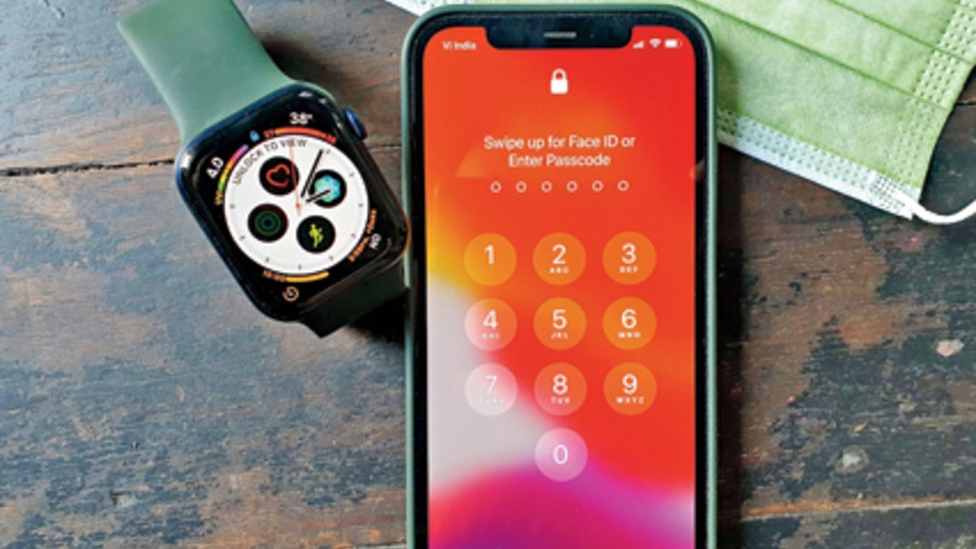 Unlock your iPhone while wearing a face mask - Telegraph India thumbnail