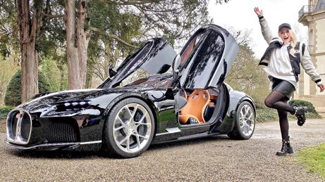 The Bugatti Atlantic