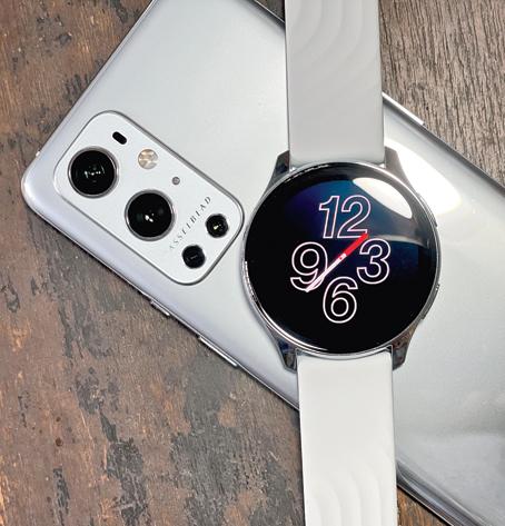 OnePlus Watch is sleek in way of design